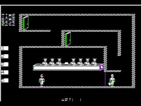 Apple II Game: Beyond Castle Wolfenstein (1984 Muse Software) [Longplay]