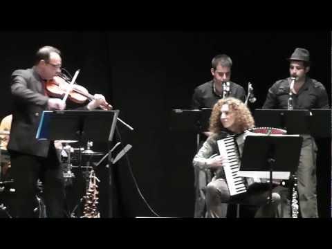 ORQUESTRA VOLAND - Amencer (Moldova) (A Coruña, Teatro Rosalía Castro 27.5.12) [HD]