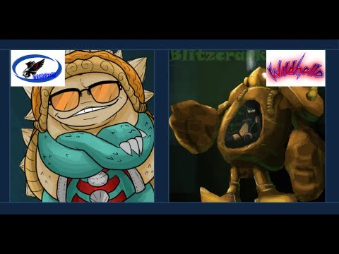 Bubblehawks and Wildhello Rammus and Blitzcrank The Evil Duo...... Duo Commetnary