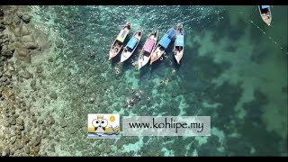 Koh Lipe Thailand 2018 - www.kohlipe.my