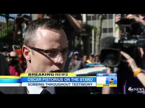 Oscar Pistorius Murder Trial: Blade Runner Takes the Stan
