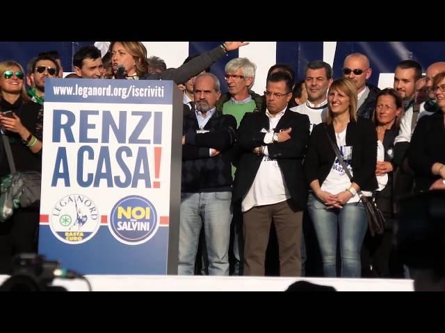 Giorgia Meloni Matteo Renzi Figlio Segreto di Wanna Marchi - Salvini