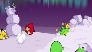 Angry Birds Christmas Special Best Moments of 2012
