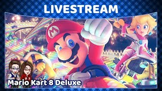 Join us~ Worldwide races with RedKikime! | Mario Kart 8 Deluxe