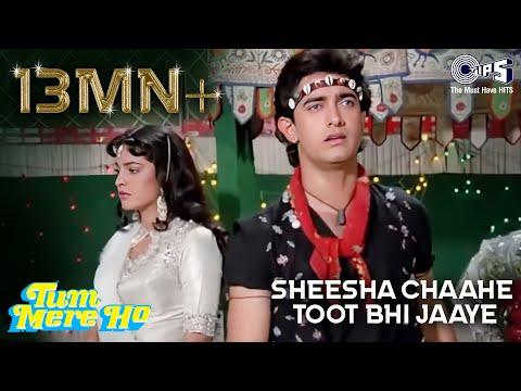 Sheesha Chahe Toot Bhi Jaye - Tum Mere Ho -  Aamir Khan & Juhi...