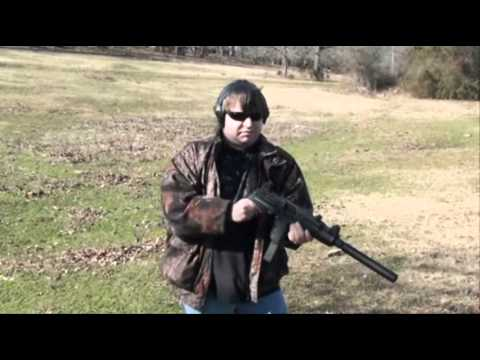 Vector Arms Uzi 9mm Rifle Vector Uzi 9mm Review