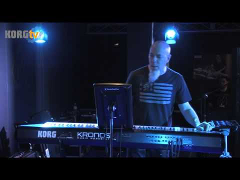 KORG TV / Jordan Rudess @ Musikmesse 2013 Teil 1/2 - ELP 