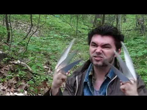 QUICK FX - Wolverine Claws in 5 Minutes - Filmmaking + Behind the Scenes