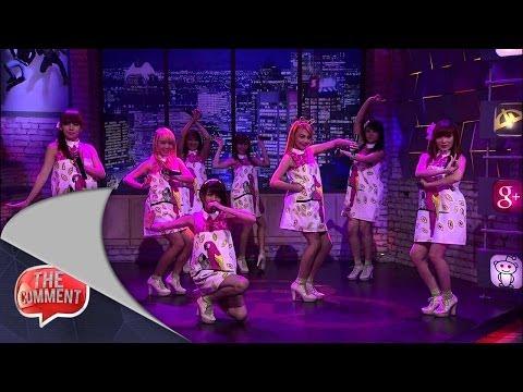 The Comment Backstage- Cherrybelle- Diam-diam Suka