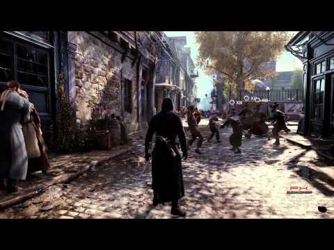 Assassin's Creed Unity - первые впечатления и подробности революционного ассасина (Единство)