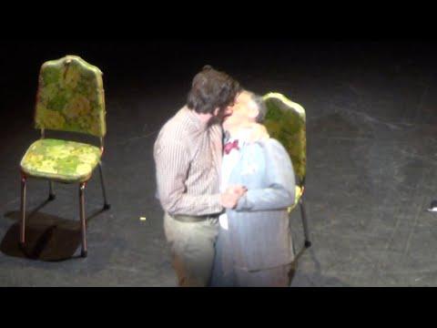 Mushnik and Son - Jake Gyllenhaal & Joe Grifasi - Little Shop - Encores! Off-Center Concert