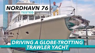 Nordhavn 76 from Motor Boat & Yachting
