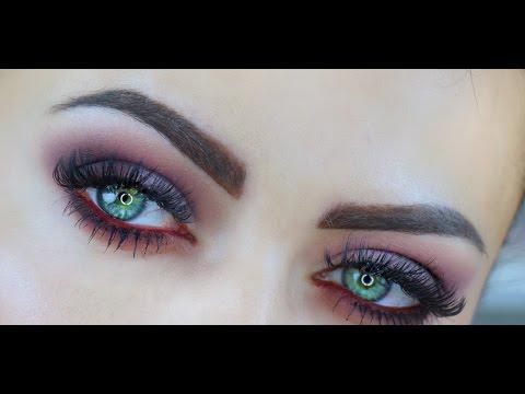 Marvelous Mauves Palette Makeup Tutorial