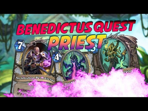 Benedictus Quest Priest | Non aprite questo video!
