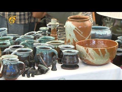Ethiopian Handcraft Results - የኢትዮጵያውያን የእደ-ጥበብ ውጤቶች የተሰባሰቡበት አውደርዕይ