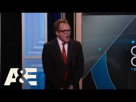 Bradley Whitford Wins Best Guest Performer in a Comedy Series - 2015 Critics' Choice TV Awards | A&E