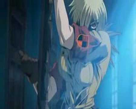 Hellsing - The sickness inside Seras and Alucard