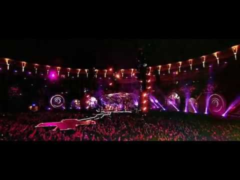 Coldplay - Every Teardrop Is A Waterfall (Live 2012 from Paris)