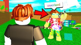 Becoming an OVERLORD With NEW Admin Commands! (Roblox)