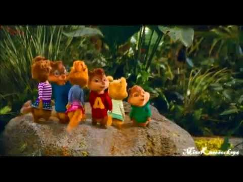 Brittany And The Chipettes- Bad Romance (Chipwrecked) Music Videos