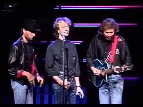 Bee Gees - Medley One For All live 1989