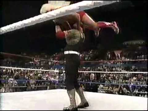WWF 92- Flair vs Sgt Slaughter
