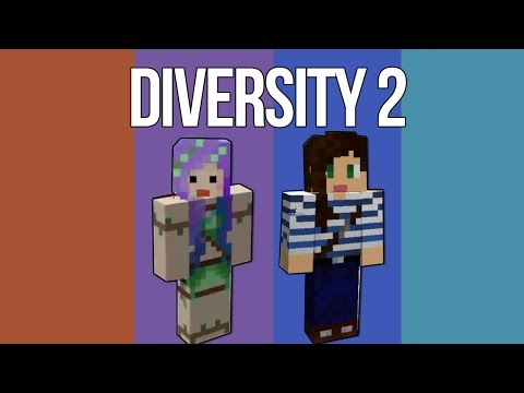 Snoopy Maid Adventure! - Minecraft Diversity 2 W  Stacy Ep1 video