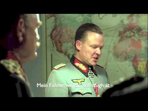 Hitler hears about Aston Villa result