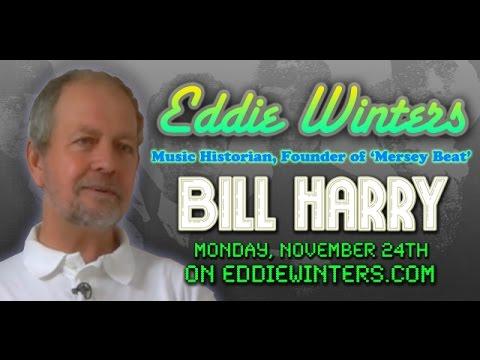 Bill Harry Exclusive Interview  -  Mersey Beat, The Beatles, Dylan, Bonham & more...
