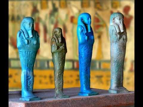 Ritos funerarios del antiguo Egipto