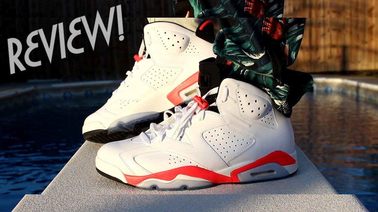 2014 Infrared Air Jordan 6