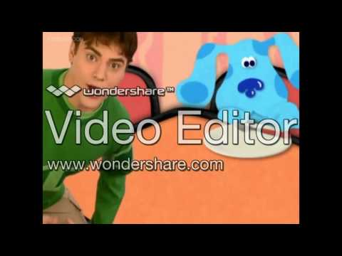 Blues Clues 100th Ebriframe titleYouTube video player width