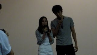 4. Aom Mike Meet&Greet Oh Baby I @Full House Love Memory Special Trip 25May14
