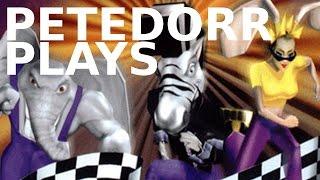 PeteDorr Plays Running Wild (PS1)
