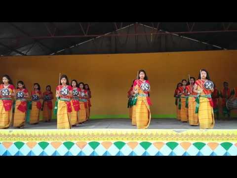 Bodo Folk Dance