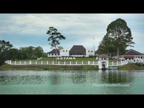 Kuching, Malaysia (1080HD) Travel Video