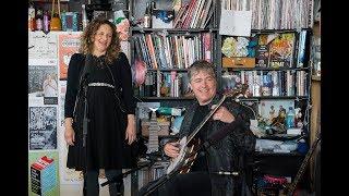 Bela Fleck And Abigail Washburn: NPR Music Tiny Desk Concert