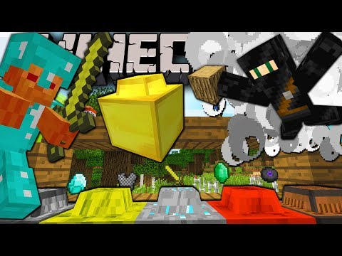 Minecraft 1.8 Snapshot: Custom Blocks Smart Mob AI Immortal Item Invisible Particles Giant Armor