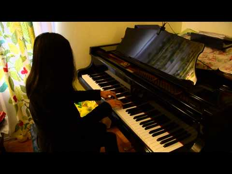 Last Song Megurine Luka ~ Piano Cover