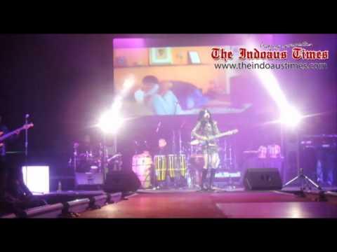 Sajna Aa Bhi Ja Live Shibani Kashyap In Sydney video