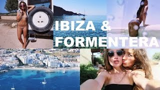 I TRAVEL EUROPE - IBIZA&FORMENTERA PART 1