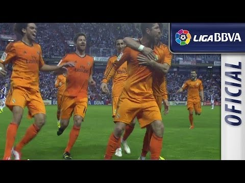 All goals Real Valladolid (1-1) Real Madrid - HD