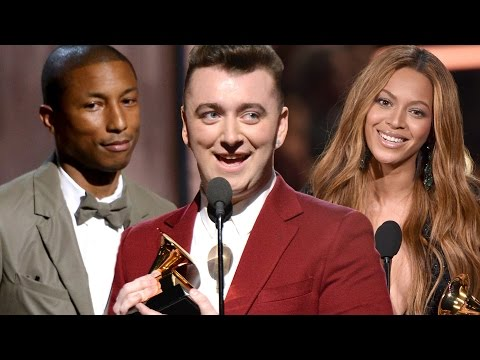 2015 Grammys Winners Recap: Sam Smith, Pharrell, Beyonce
