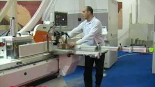 Scott & Sargeant - SCM TEN220 Tenoning Machine