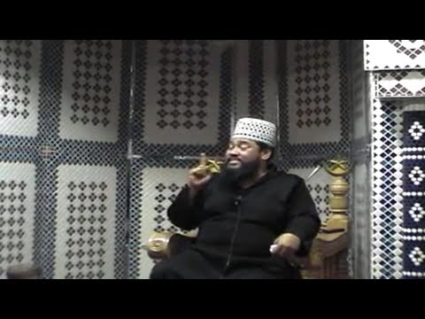 Waz 2013 Moulana Tariq Monawar Part 8 video