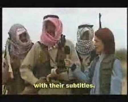 Iraq terrorist funny video - YouTube
