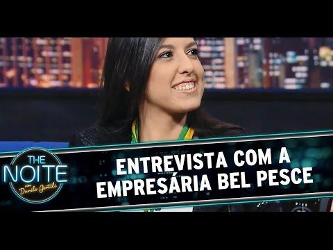 The Noite (30/09/14) - Entrevista com Bel Pesce