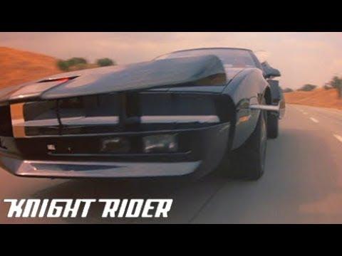 Showdown auf dem Ölfeld | Knight Rider Deutschland
