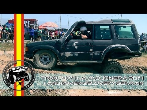 Trial 4x4 de La Mojonera 2014 (Land Rover Discovery Germán)