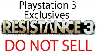 Why do Playstation 3 Exclusives NOT SELL!?!?!